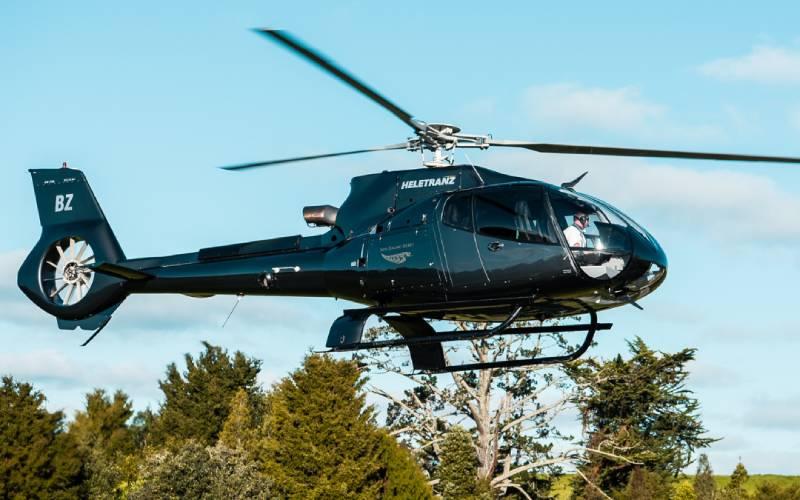esperienze per due con il giro in elicottero sui colli piemontesi