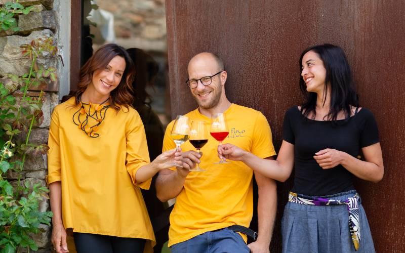 esperienze da regalare online con la degustazione di vini online con la cantina maeli
